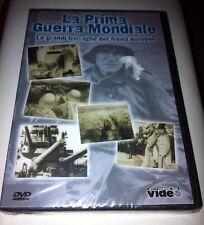 DVD La prima guerra mondiale - Le grandi battaglie dei fronti europei