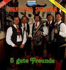 LP Lavanttaler Spitzbuam - 5 gute Freunde