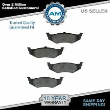 Rear Semi Metallic Brake Pad Kit Set for Chrysler Dodge Eagle Plymouth