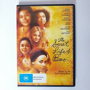 The Secret Life Of Bees Movie DVD Region 4 AUS - Free Postage Drama