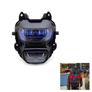 Motorcycle Headlight LED Monkey Front Light Lamp for Honda Grom MSX125 2016-2018