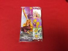 Disney Girls Size 4 100% Cotton Tangled Panties Package of 3