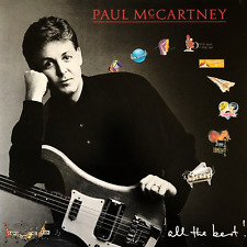 PAUL MCCARTNEY - All The Best! (LP) (VG/VG)