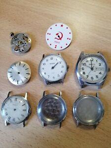 Raketa Uhren Defekt UdSSR
