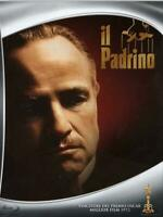 Il Padrino - The Masterworks Collection - Blu Ray + Libro Digibook - Nuovo