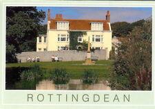 Sussex: Elm Tree House & Pond, Rottingdean - Kipling's House - Unposted c.1990's