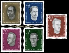 EBS East Germany DDR 1960 Victims of Nazism Michel 765-767 MNH**