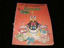 Les plus belles histoires Walt Disney : Donald et le sapin de Noêl GF