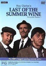Last Of The Summer Wine : Series 1 (DVD, 2003, 2-Disc Set) (D118/D162/D163/D172)
