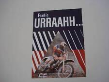 advertising Pubblicità 1981 FANTIC CABALLERO 125 RC