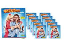 Panini Bibi und Tina Sticker Serie 2020 - 1x Leeralbum + 10 Tüten je 5 Sticker