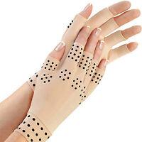1| Mitaine Magnétique-Joint-Gants-Support Main-Soulagement-Douleurs- Arthrite