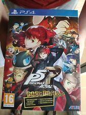 AGOTADO!! Persona 5 - Royal Phantom Thieves Edition PS4 PAL ESPAÑA