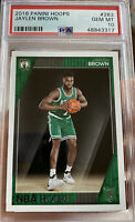 2016 Panini NBA hoops Rookie Jaylen Brown PSA 10 Gem MINT All Star Low POP!