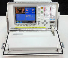 Agilent Keysight 37718B OmniBER 718B Communications Performance Analyzer