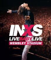 INXS - LIVE BABY LIVE WEMBLEY STADIUM D/Remaster NTSC All Region DVD *NEW*