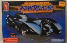 1989 Movie Batmobile PowRracer Battery Motorized 4 Wheel Drive Model Kit AMT ERT