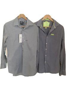 DKNY & SuperDry Men Shirts Bundle