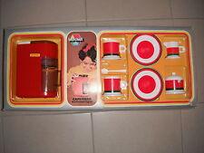 Berchet Cafeterie Kinder Küche Kaffeemaschine Kaffeegeschirr 70er Vintage  RAR