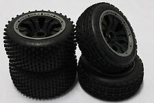 baja 5b off road wheels tire set for HPI rovan KM 1/5 rc car