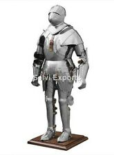 Armor Medieval Knight Suit Of Armor Templar Combat Full Body Armour Halloween