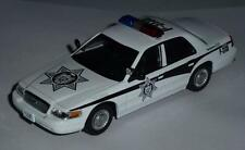 DeAgostini 1:43 Ford Crown Victoria police Mexico ser Police cars of the world