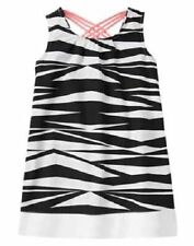 NWT Gymboree Animal Party Zebra Dress 6