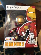 Mighty Muggs Iron Man 2 Mark VI Iron Man - Toys R Us Exclusive