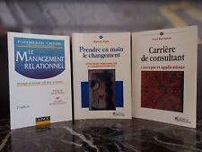 Le changement Le management relationnel Consultant ARTBOOK by PN