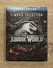 New ListingJurassic World 5-Movie Collection (Blu-ray Disc)