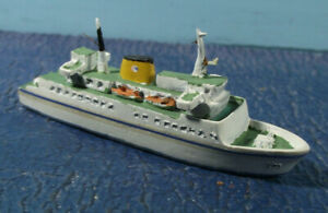 "OCEANIC 1:1250: S. Fährschiff "" SCANIA "" OC 3"