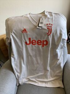2019-20 Adidas Juventus Club Team Away Soccer Jersey, Men's Size XL, NWT'S -