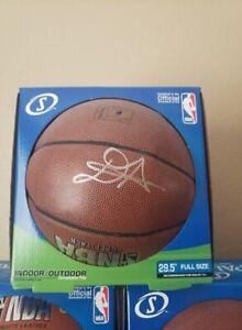 DEANDRE AYTON Autographed I/O Spalding Basketball.100% Authentic Phoenix Suns