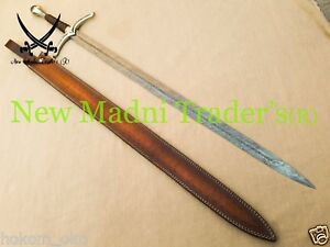 "43"" DAMASCUS HANDMADE REPLICA LORD OF RING GLAMDRING SWORD,THE SWORD OF GANDALF"