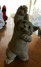Quarry Critters Caz Second Nature Design Cat Figurine