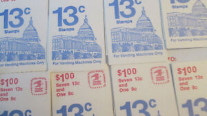 US Discount Postage 12x BK131 Booklets MNH Face $12.00