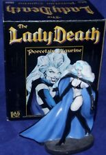 The LADY DEATH Limited Edition Porcelain Statue CHAOS