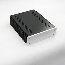 Hifi 2307 Full aluminum chassis power amplifier chassis DAC enclosure PSU box