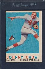 1959 Topps #105 Johnny Crow Cardinals VG/EX 59T105-121115-1