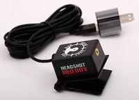 Headshot Red Dot Sight Attachment FORTNITE CoD Call of Duty PUBG RDR2 hipshotdot