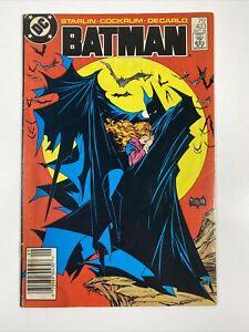 Batman #423 (DC Comics 1988) McFarlane cover Newsstand variant VG see notes