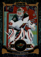 2015-16 O-Pee-Chee Platinum Black Ice #147 Devan Dubnyk /99 - NM-MT