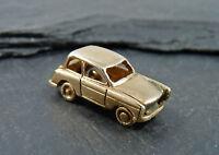 Vintage 9ct Gold Charm - Austin A40 Car - Hallmarked 1964