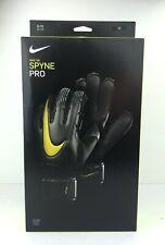Nike GK Spyne Pro Soccer Goalkeeper Gloves Size 10 Anthracite Black GS0371 060