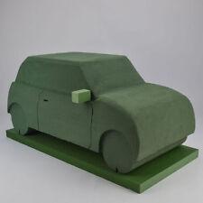 CAR 3D OASIS FOAM FUNERAL TRIBUTE.FLORAL FLORISTRY MEMORIAL SKU 4009