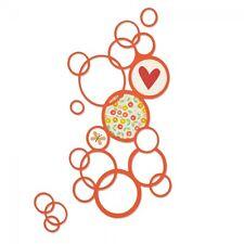 Sizzix Thinlits Corte Die esténcil Repujar Brillante Burbujas 661166
