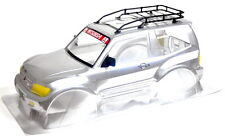Metal Roof Rack for Tamiya CC-01 pajero 2002 rally sport  without the body