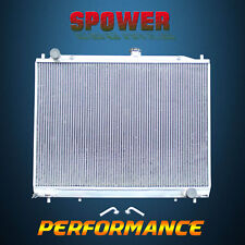Aluminum Radiator For Mitsubishi Pajero NM NP NS NT 3.0 3.5 3.8 V6 Petrol 00-On
