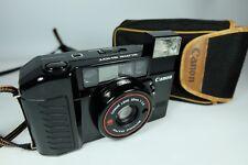 Ancienne vintage Canon Sure Shot (AF35M II) 35 mm Compact Appareil photo argentique