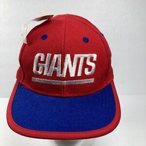 PLEASE SEE PHOTOS & READ New York Giants Twins Enterprise Vintage Snapback Hat